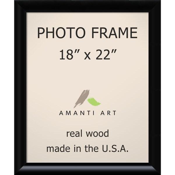 Steinway Black Photo Frame 21 x 25-inch