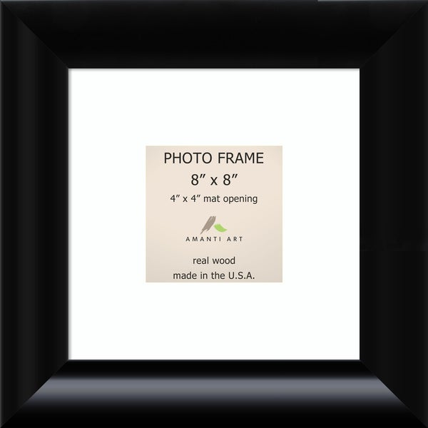 Steinway Black Photo Frame 11 x 11-inch - Free Shipping Today ...
