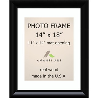 Steinway Black Photo Frame 17 x 21-inch