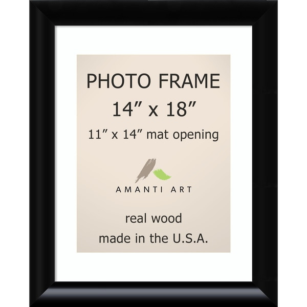 Shop Steinway Black Photo Frame 17 X 21 Inch Free Shipping Today