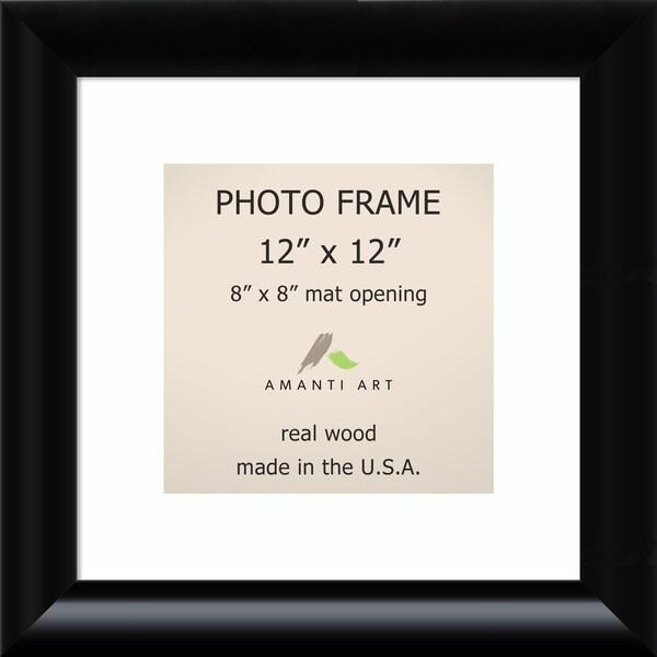 Steinway Black Photo Frame 15 x 15-inch