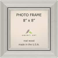 Romano Silver Photo Frame (12 x 12-inch)