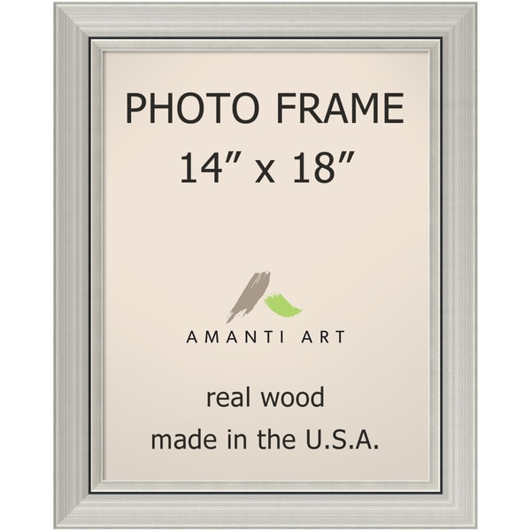 Shop Romano Silver Photo Frame (18 x 22-inch) - Free Shipping Today ...