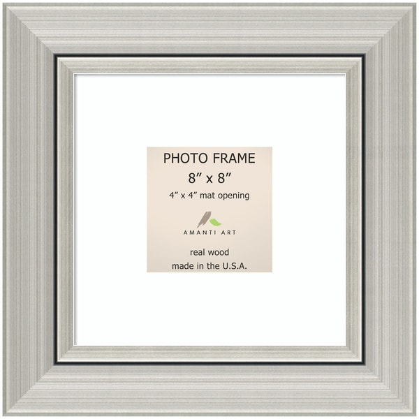Shop Romano Silver Photo Frame 12 x 12-inch - Free Shipping Today ...