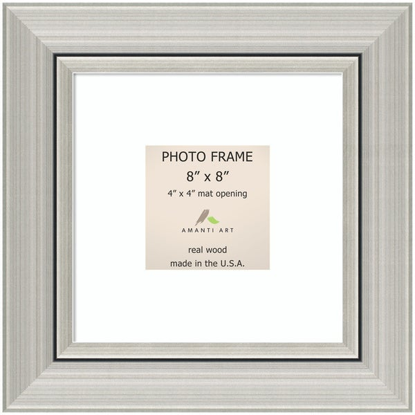 Romano Silver Photo Frame 12 x 12-inch - Free Shipping Today ...