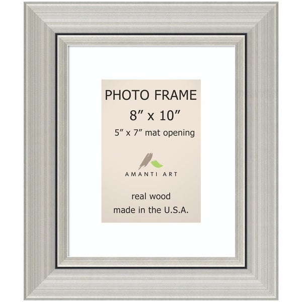 Shop Romano Silver Photo Frame 12 x 14-inch - Free Shipping Today ...