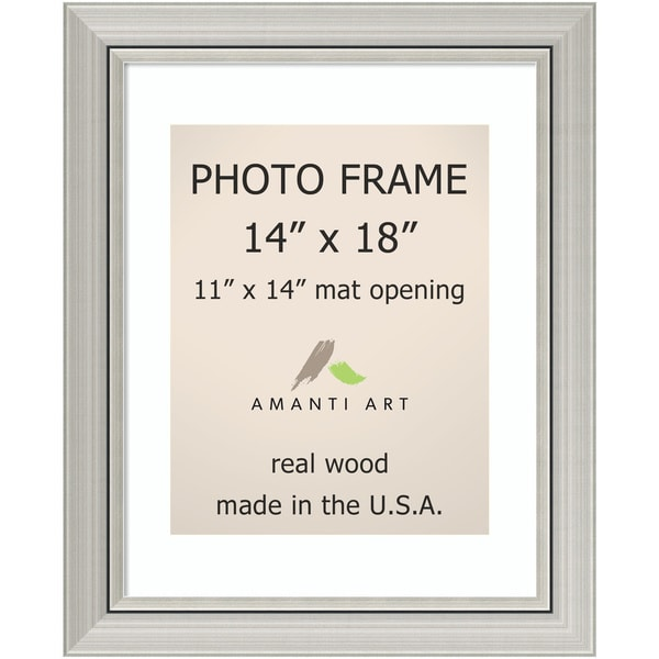 Shop Romano Silver Photo Frame 18 X 22 Inch On Sale Free