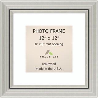 Romano Silver Photo Frame 16 x 16-inch