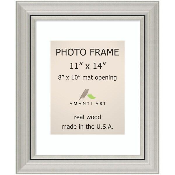 Romano Silver Photo Frame 15 x 18-inch