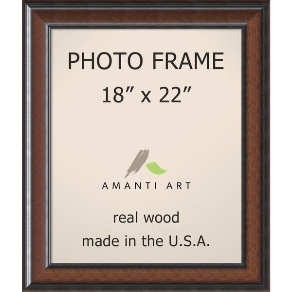 Cyprus Walnut Photo Frame 23 x 27-inch