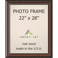 Cyprus Walnut Photo Frame 27 x 33-inch