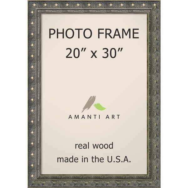 Barcelona Pewter Photo Frame 24 x 34-inch - Free Shipping Today ...