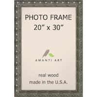 Barcelona Pewter Photo Frame 24 x 34-inch