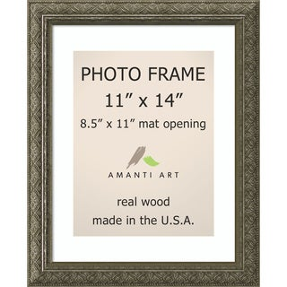 Barcelona Pewter Photo Frame 13 x 16-inch