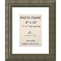 Barcelona Pewter Photo Frame 10 x 12-inch