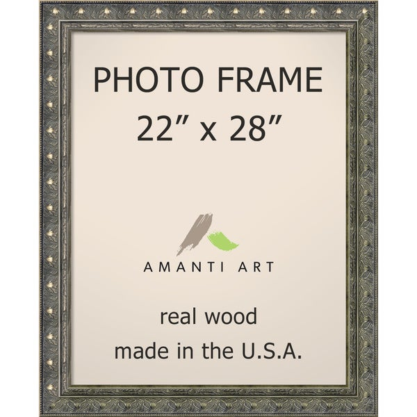 Shop Barcelona Pewter Photo Frame 26 X 32 Inch On Sale Free