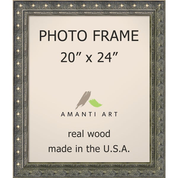 Shop Pewter Barcelona Photo Frame 24 x 28-inch - Free Shipping Today ...