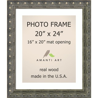 Barcelona Pewter Photo Frame 24 x 28-inch