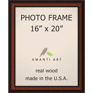 Bella Noce Walnut Photo Frame 19 x 23-inch