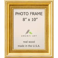 Gold Townhouse Photo Frame 11 x 13-inch