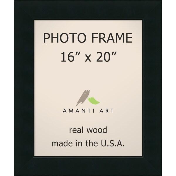 Corvino Black Photo Frame 21 x 25-inch
