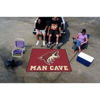 Fanmats Machine-Made Phoenix Coyotes Red Nylon Man Cave Tailgater Mat (5' x 6')