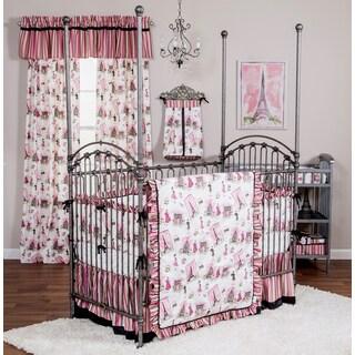 Trend Lab Waverly Tres Chic 3-piece Crib Bedding Set