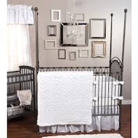 Trend Lab Marshmallow 3-piece Crib Bedding Set
