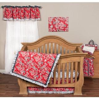 Trend Lab Waverly Charismatic 3-piece Crib Bedding Set