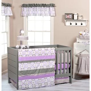 Trend Lab Florence 3-piece Crib Bedding Set