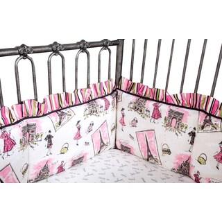 Trend Lab Waverly Tres Chic Crib Bumper