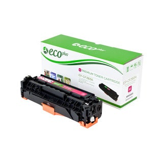 Ecoplus 312A (CF383A)  Magenta Toner Cartridge (Remanufactured)
