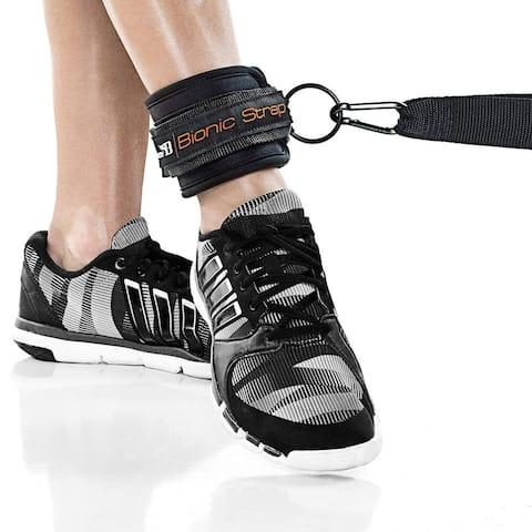 Bionic Ankle/Wrist Strap - Black