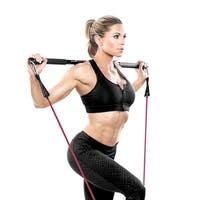 Bionic Body Exercise Bar - Black