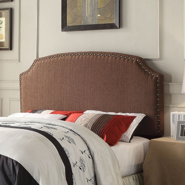 shantung tufted headboard queen