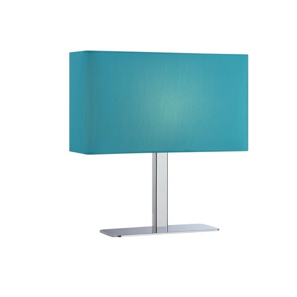 Lite Source Levon Blue Table Lamp