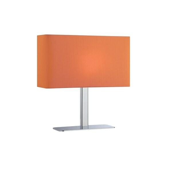 Lite Source Levon Orange Table Lamp