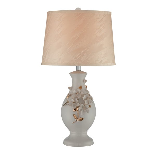 Lite Source Florissa 26-inch Table Lamp