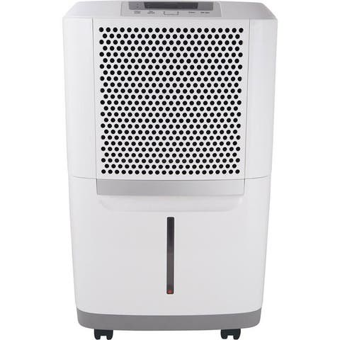 Frigidaire 50-pint White Dehumidifier