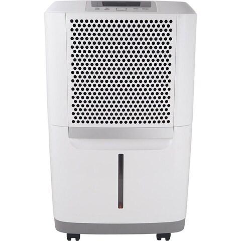Frigidaire FAD504DWD 50-pint White Dehumidifier