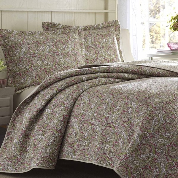 Laura Ashley Gold Bedding