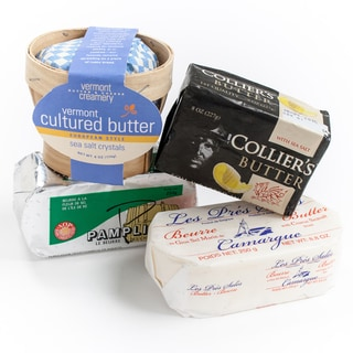 igourmet Butter with Sea Salt Collection