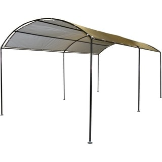 Shelterlogic Round Monarc Canopy 10' x18' Foot Seasonal Shade Polyethylene Cover