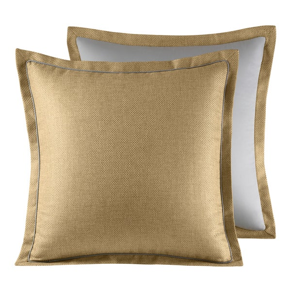 Croscill Normandy Gold and Silver European Sham