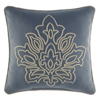 Croscill Captain's Quarters Decorative 16-inch Throw Pillow