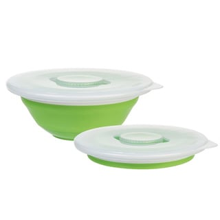 Progressive International Prepworks Collapsible Salad Bowl