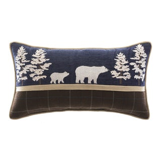 Croscill Clairmont Bear Boudoir Pillow