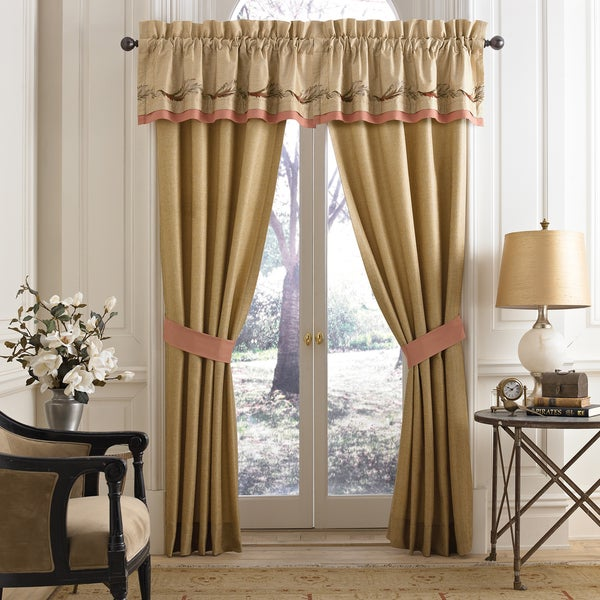 Croscill Normandy Rocd Pocket Curtain Panel Pair - Free Shipping ...