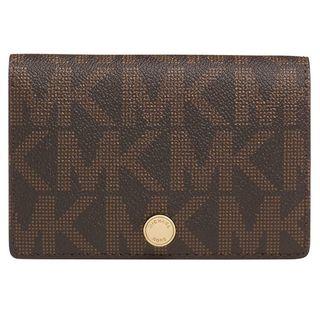 MICHAEL Michael Kors Signature Large Slim Wallet