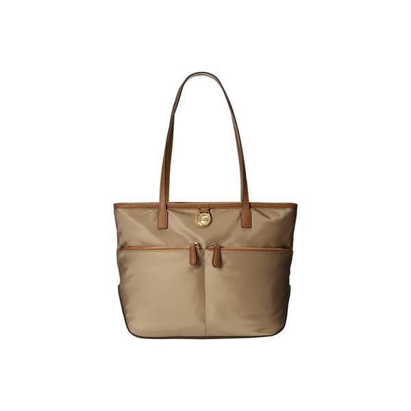 Michael Kors Kempton Medium Dusk Pocket Nylon Tote Handbag - Free ...